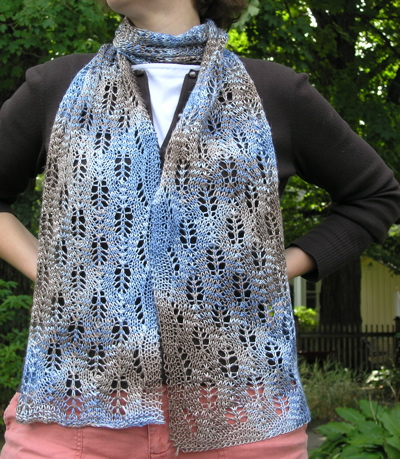 KNIT SILK SCARF PATTERN 1000 Free Patterns