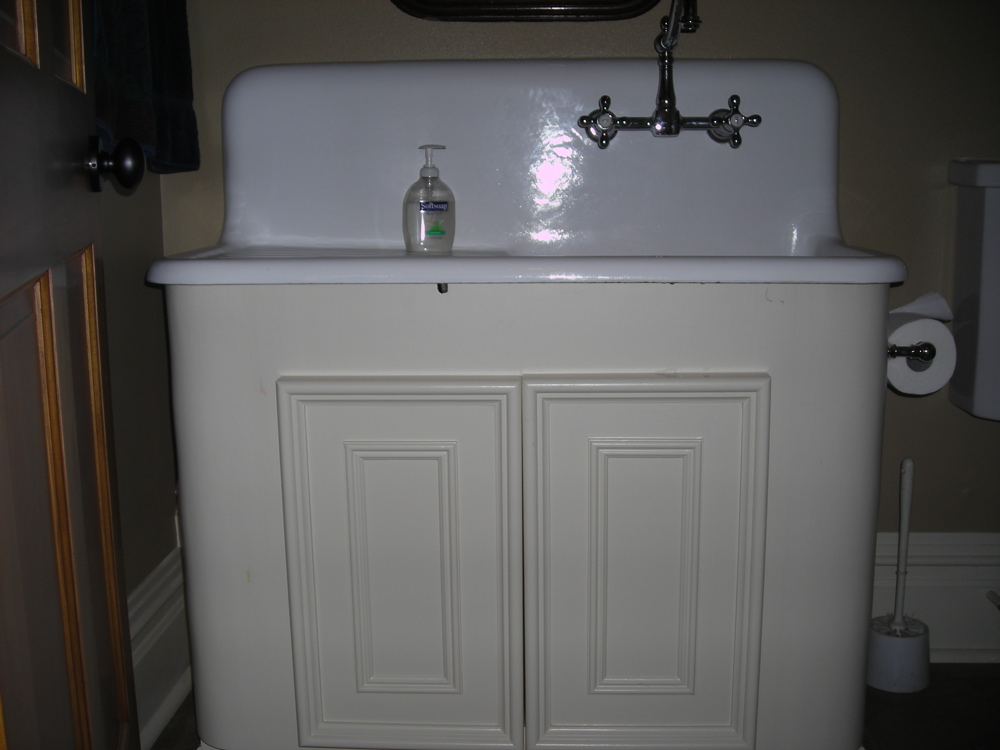 Antique Sink Nunkprotunk Or Now As Then